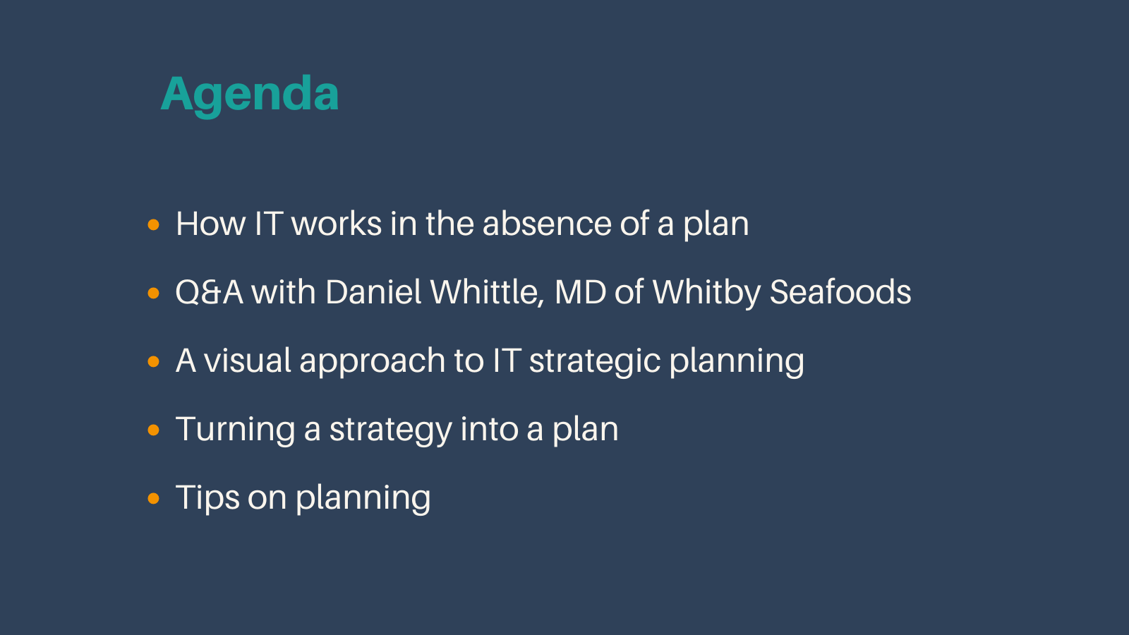 Agenda Fail to Plan-1